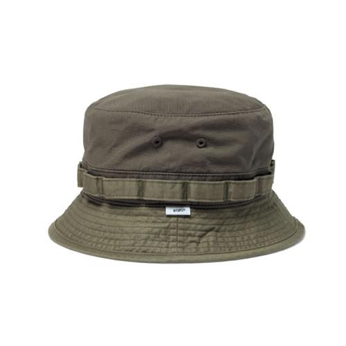 WTAPS ダブルタップス 2018SS JUNGLE/HAT.COTTON.RIPSTOP