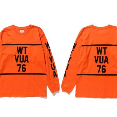 WTAPS ダブルタップス 2018SS  WTVUA 01