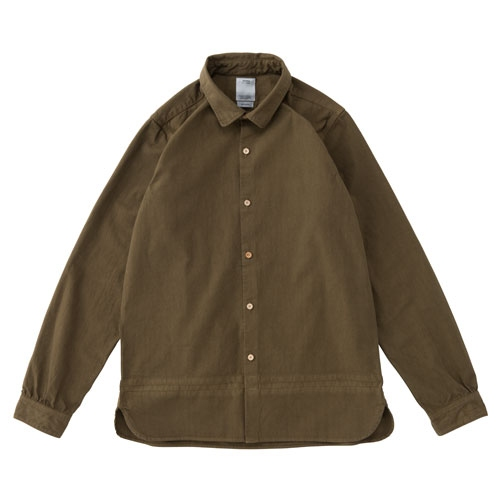 visvim ビズビム 2016FW LONG RIDER L/S OVERDYED
