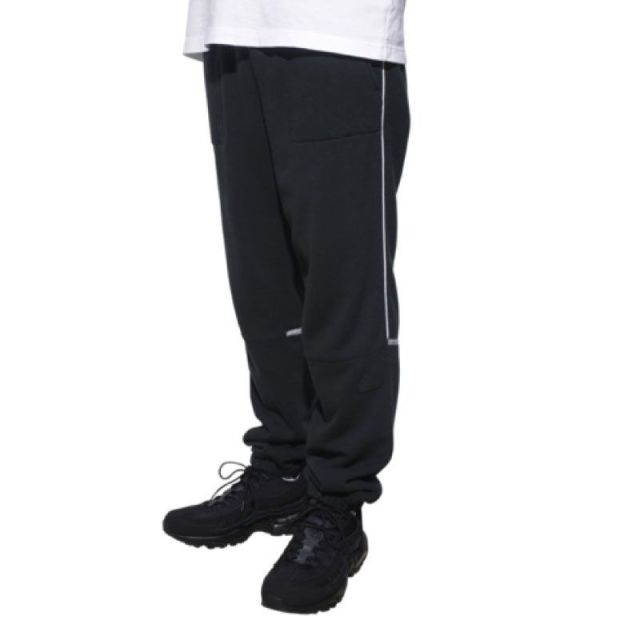 CE シーイー WHITE LINE JOG PANTS
