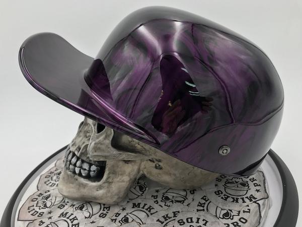 "Candy Purple ""Hear No Evil"" Doughboy"