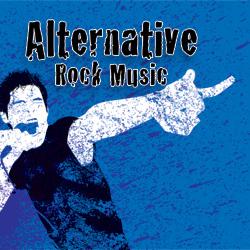 著作権フリー 音楽CD サウンドアイデア アルターネイティブロック#