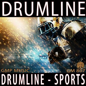 AV807--ドラムライン・ドラムライン・スポーツ