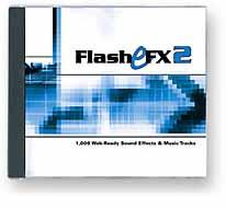 FlASH eFX2 Web用ミュージックループ&サウンドエフェクト