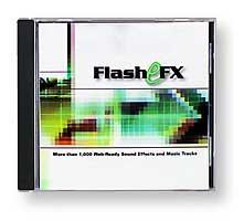 FLASH eFX Web用ミュージックループ&サウンドエフェクト