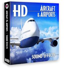著作権フリー 効果音素材シリーズ飛行機&空港24bit 96KHz#
