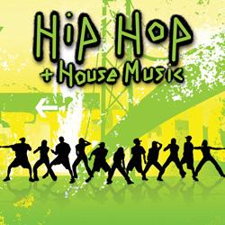 著作権フリー 音楽CD サウンドアイデア ヒップホップ & ハウスミュージック#