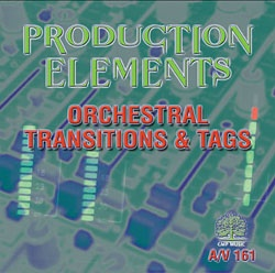 AV161 オーケストラ/ジングル&タグ