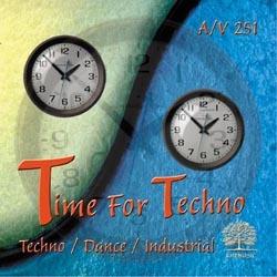 AV251 タイムフォーテクノ(テクノ・ダンス)