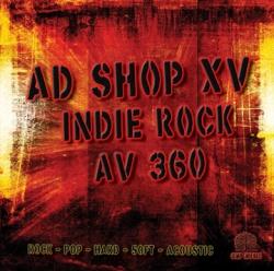 AV360 アドショップ15・インディ・ロック