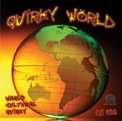 AV361 クウォーキー・ワールド(ワールド・ミュージック)