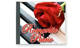 著作権フリー 音楽CD サウンドアイデア ロマンティック・ピアノ#