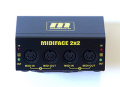 MIDIFACE_2x2 Midiインターフェース