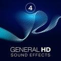 著作権フリー 効果音素材CD ジェネラルHD4 効果音ライブラリ・24bit96KHz#