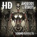 著作権フリー効果音素材アンドロイド&ロボット効果音ライブラリ・24bit96KHz