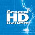 著作権フリー 効果音素材CD ジェネラルHD1 効果音ライブラリ・24bit96KHz・日本語インデックス付#NABセール