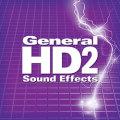 著作権フリー 効果音素材CD ジェネラルHD2 効果音ライブラリ・24bit96KHz#