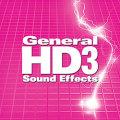 著作権フリー 効果音素材CD ジェネラルHD3 効果音ライブラリ・24bit96KHz#