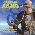 著作権フリー 効果音CD-ROM キャプテンオーディオCD-ROM・日本語インデックス付#