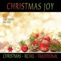 著作権フリー音楽CD AV520 クリスマス・ジョイ