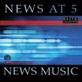 著作権フリー 音楽CD AV537 ニュースアットファイブ#