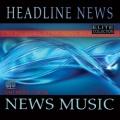 著作権フリー音楽CD AV540 ヘッドラインニュース#年度末セール
