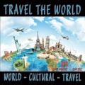 著作権フリー音楽CD AV552 トラベル・ザ・ワールド