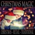 著作権フリー音楽CD AV565 クリスマスマジック