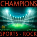 著作権フリー音楽CD-ROM AV586 チャンピオン・スポーツ