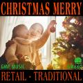 著作権フリー音楽CD-ROM AV660 クリスマスメリー