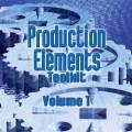 著作権フリー イメージ効果音素材 サウンドアイデア・プロダクション・エレメント・ツールキット Vol.1