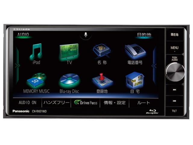 [送料無料]CN-RX01WD/パナソニックナビ [延長保証対象商品]