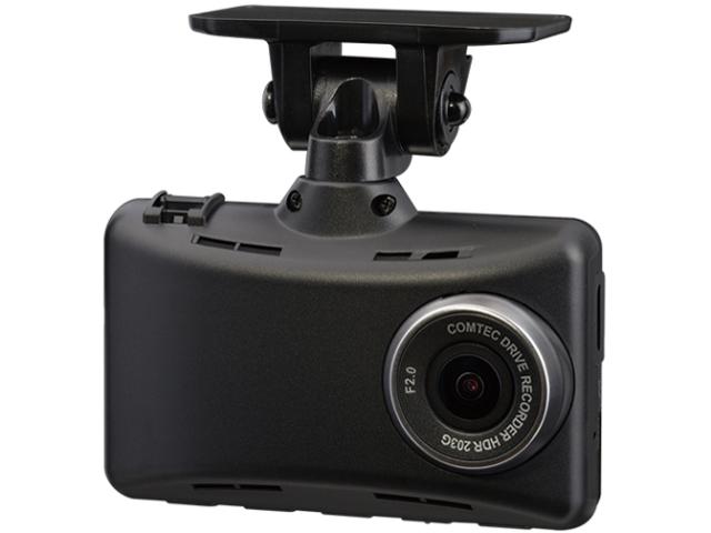 [送料無料]HDR-203G/コムテックドライブレコーダ [延長保証対象商品]