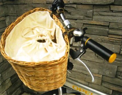 アラログ自転車カゴ