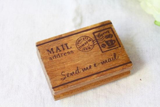 メールアドレススタンプ
