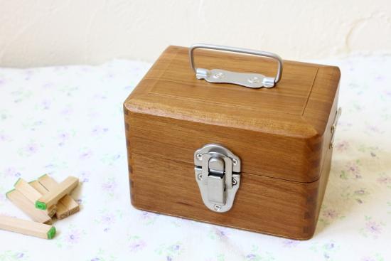 倉敷意匠計画室 手提げ小箱