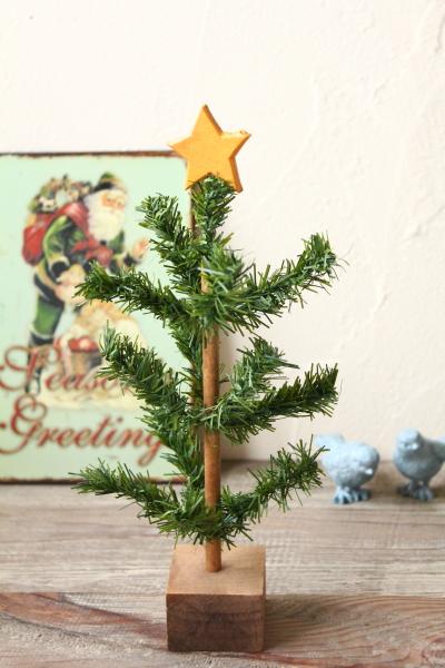 クリスマスツリーウッ