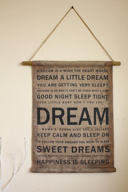 ジュートタペストリー/DREAM
