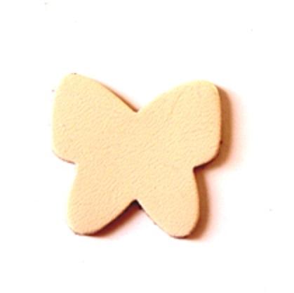 革パーツ 蝶(ちょう) H82100 良質本革と水汚れにも強い合皮と両方の素材があります。カラーは15カラーです