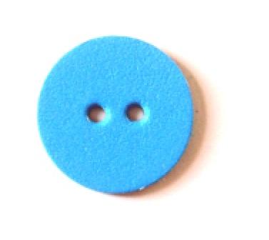 革パーツボタン2ホール 穴アキ ボタン(2.3mmの穴アキ) H89800 良質本革と水汚れにも強い合皮と両方の素材があります
