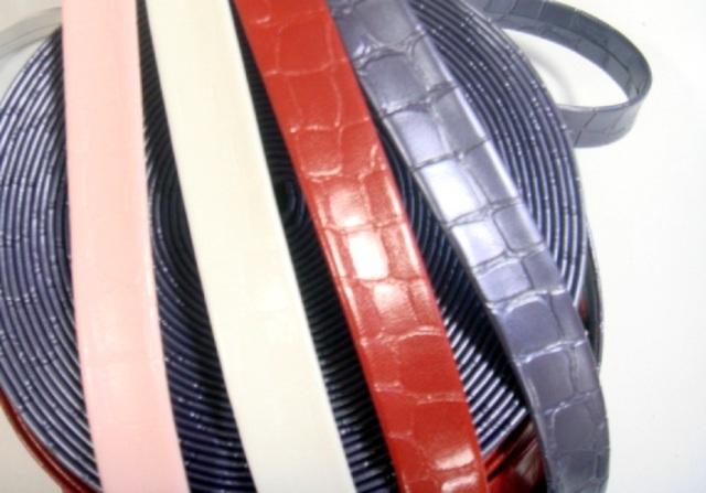 レザー ソフトパールクロコテープ(合成皮革) SK29000 日本製。