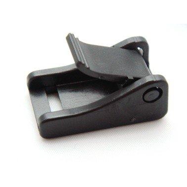 YKKテープアジャスターコキ カバー付き LA10TS 10ミリ、サイズとなります カバーを閉じることによりロックがかかります