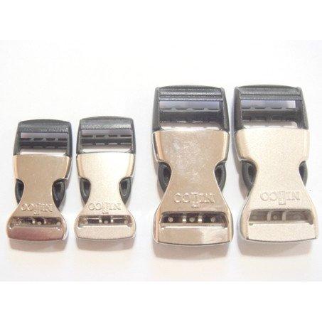 NIFCO/ニフコ テープアジャスターバックル ZSR 20ミリ、25ミリサイズがあります