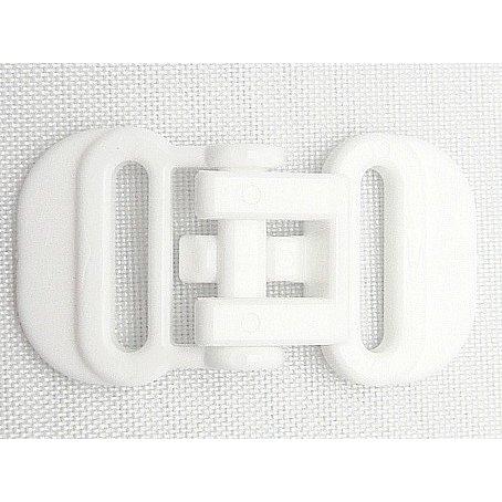 日本製 セーフティー テープアジャスターバックル 10ミリ シロ ネックストラップ用 10ミリサイズとなります