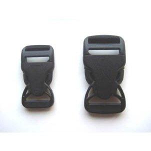 duraflex(デュラフレックス) テープアジャスターバックル A24000 20ミリ、25ミリサイズがあります