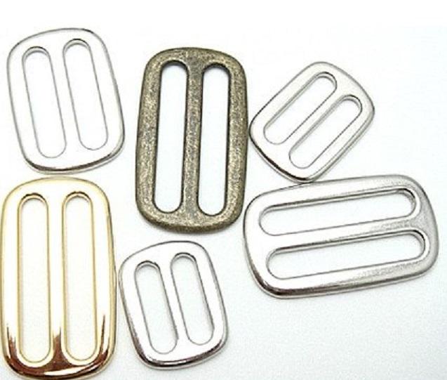 小判コキ ダイキャスト合金 長さ調整用 D19800 20ミリ、24ミリ、30ミリ、40ミリ、52ミリ。カラーは、シルバー、ゴールド、アンティーク、があります。