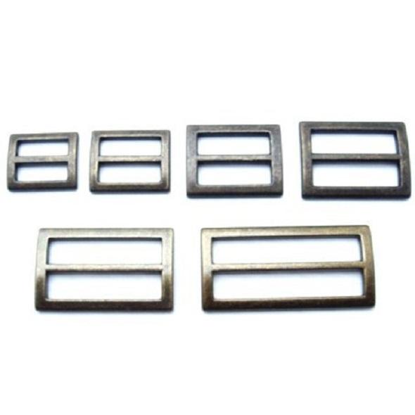 鋳物コキ ダイキャスト合金 コキ 長さ調整用 D29600 18ミリ、21ミリ、25ミリ、30ミリ、38ミリ、50ミリ。カラーは、シルバー、ゴールド、アンティーク、があります。