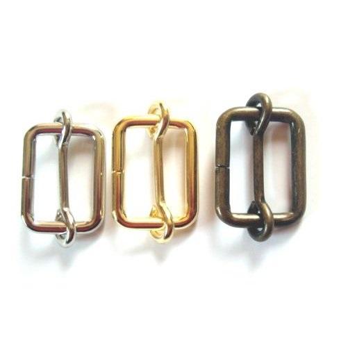 線コキ30ミリサイズ マルセンリュックカン  長さ調整用 高さ18ミリ。カラーは、シルバー、ゴールド、アンティーク、があります。