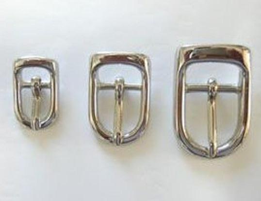 バックル美錠 美錠 H03206 10ミリ、12ミリ、15ミリ、18ミリ、21ミリ、サイズ。カラーは、シルバー、ゴールドがあります。