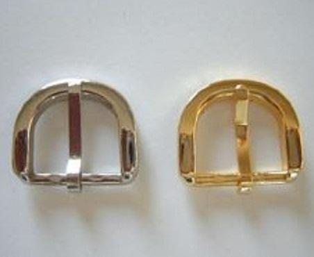 バックル美錠 美錠 H14000 15ミリ、18ミリ、21ミリ、サイズ。カラーは、シルバー、ゴールドがあります。